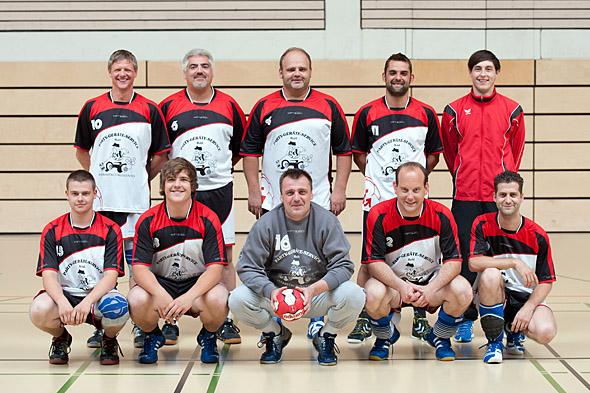HSG Dreieich Mannschaftsfoto Männer 3