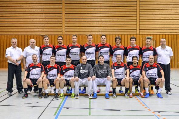 Herren 1 Mannschaftsbild 2014