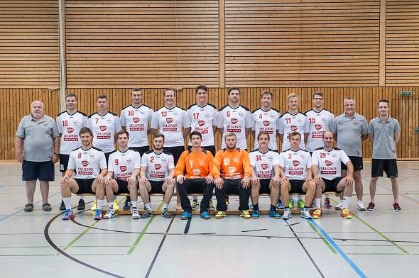 Herren 1 Mannschaftsbild 2015