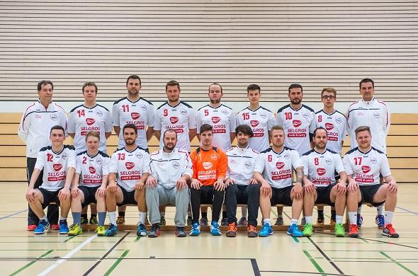 Herren 2 Mannschaftsbild 2015