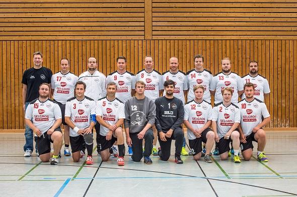 Master Mannschaftsbild 2016