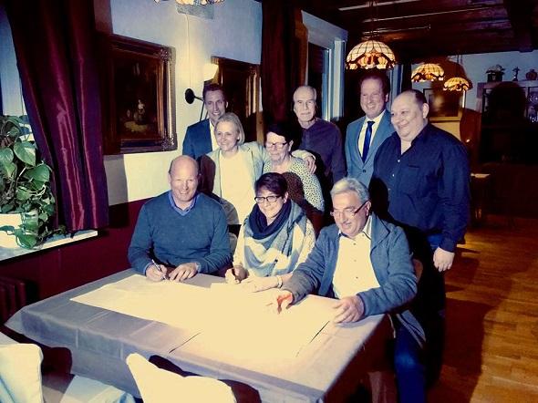 Unterschriften 18.02.2019 Große HSG Dreieich